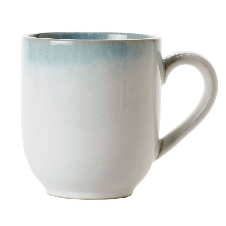 Living & Co Kina Ocean Mug Turquoise, , hi-res
