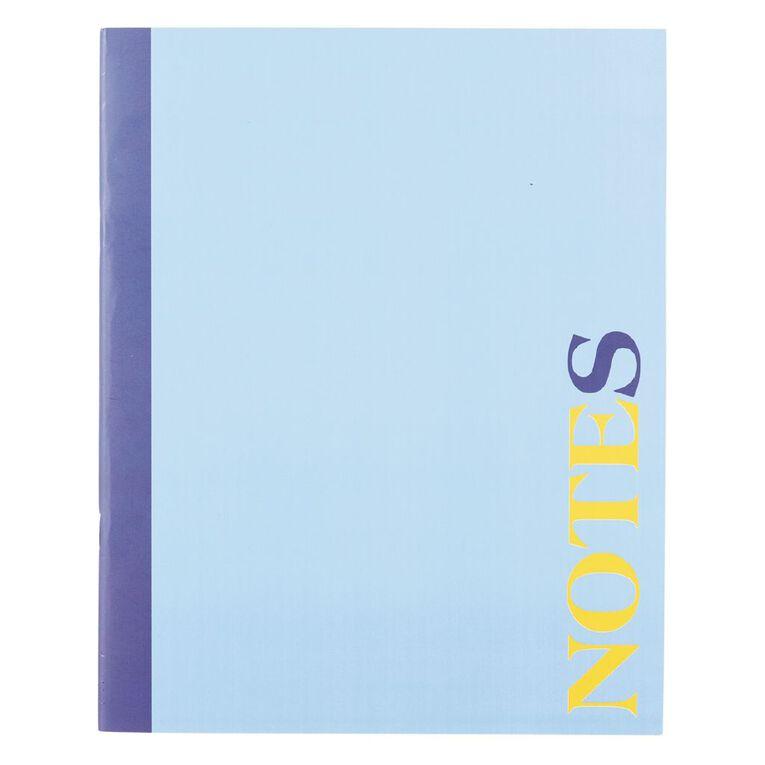 Uniti Back To School Notebook Blue Light, , hi-res