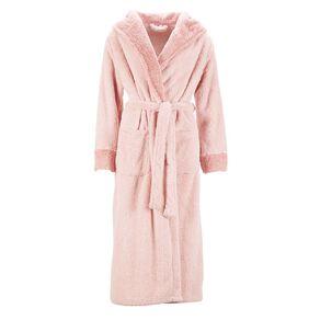 H&H Women's Shaggy Robe
