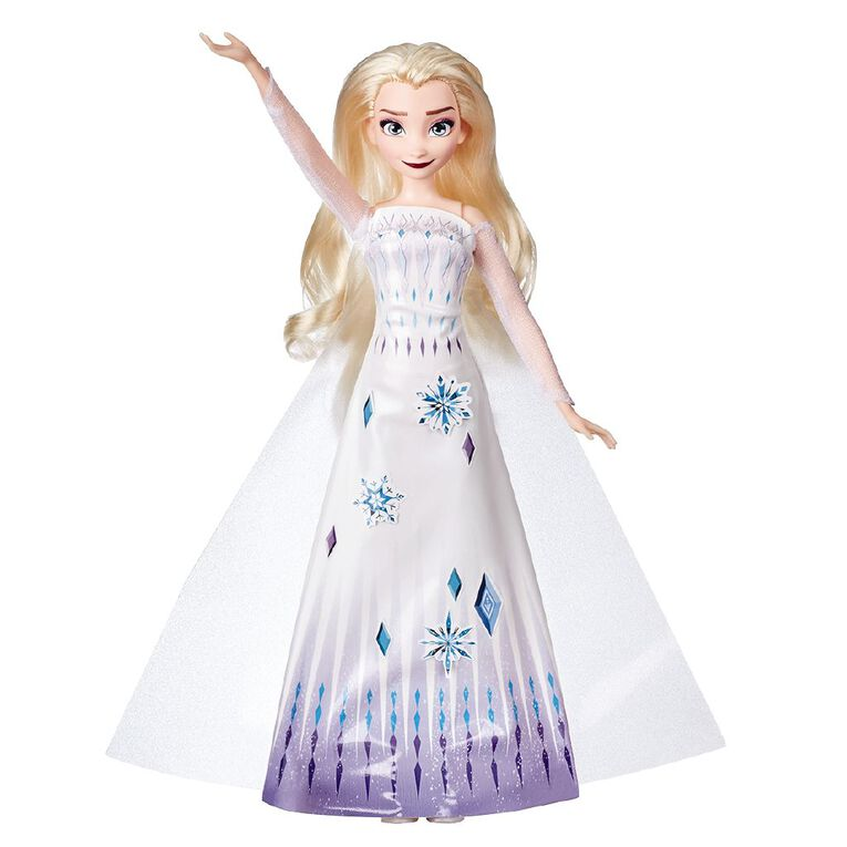 Disney Frozen 2 Design a Dress Doll, , hi-res