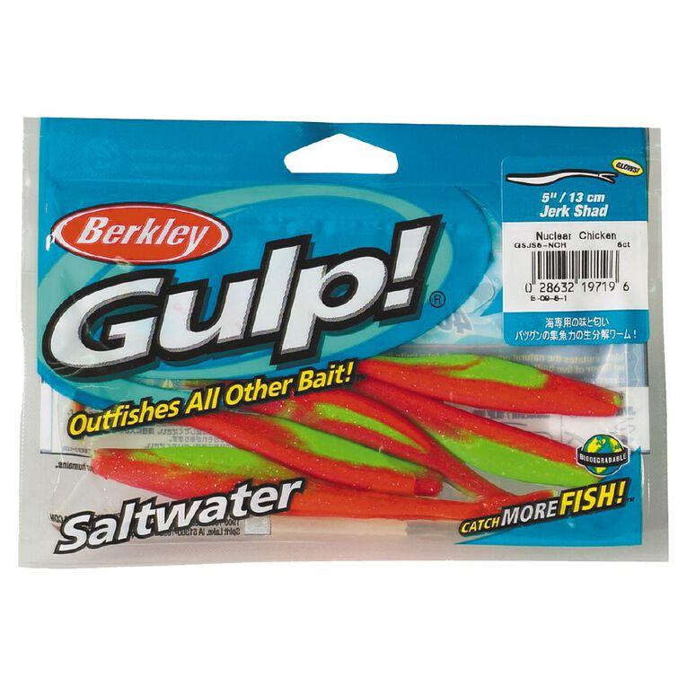Gulp Soft Bait Nuclear Chicken 5 inch, , hi-res