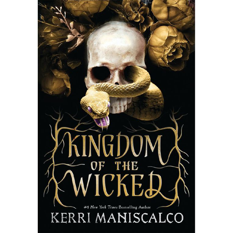 Kingdom of the Wicked by Kerri Maniscalco N/A, , hi-res