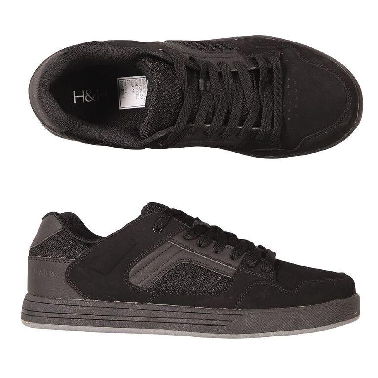 H&H Rebop Skate Sneakers, Black, hi-res
