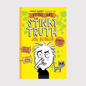 Lyttle Lies #2 The Stinky Truth by Joe Berger