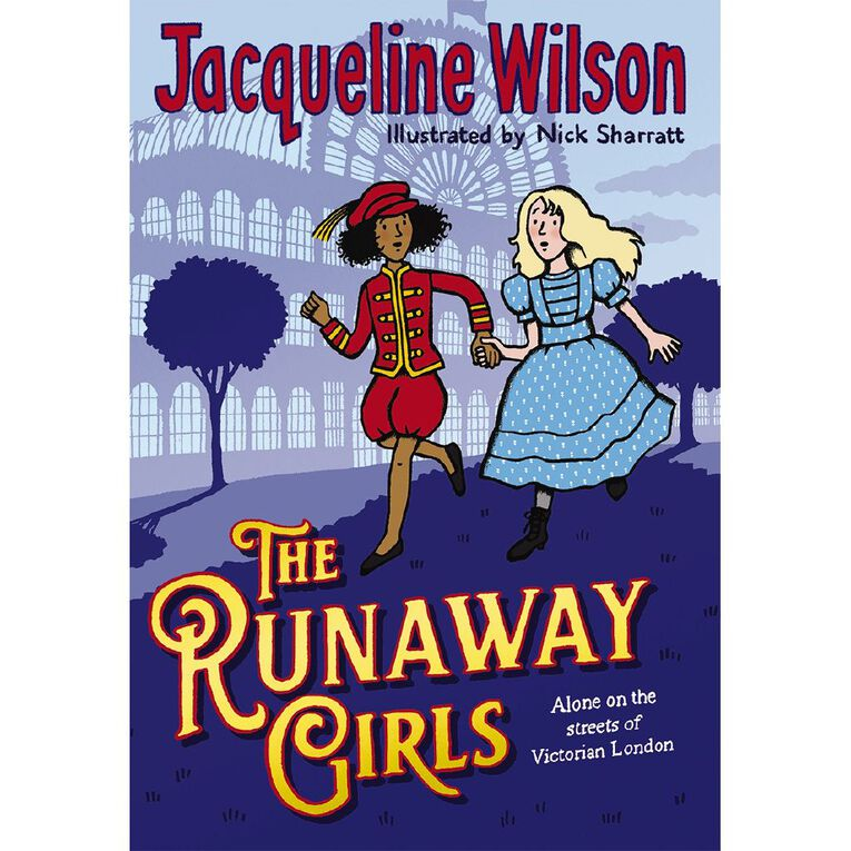 The Runaway Girls by Jacqueline Wilson N/A, , hi-res