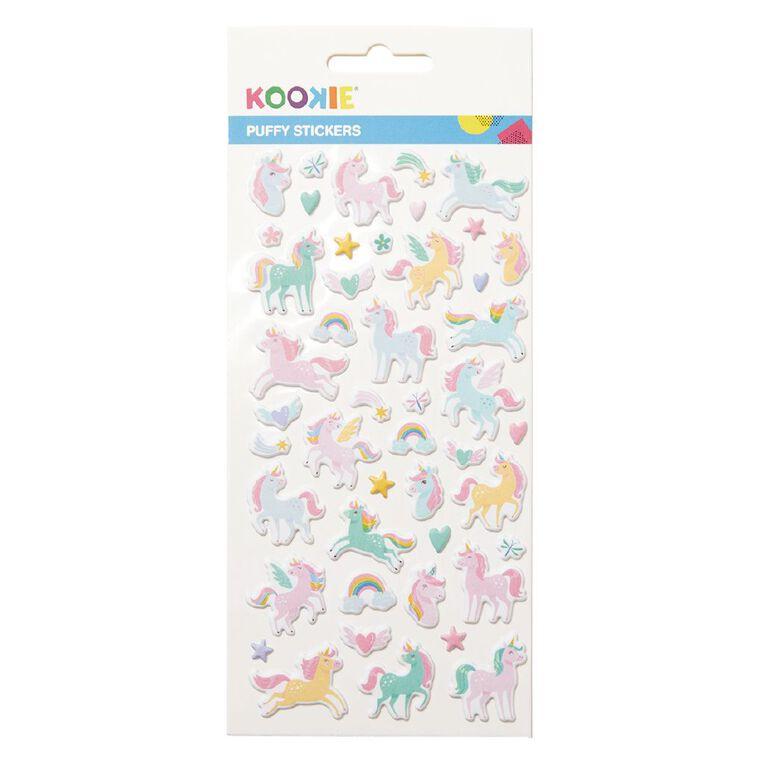 Kookie Sticker Sheet Mini Squishy Assorted, , hi-res