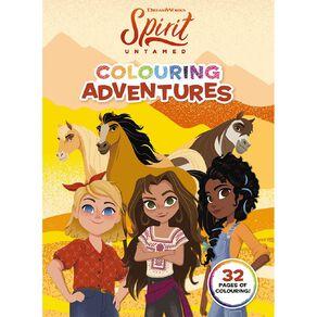 Spirit Untamed: Colouring Adventures