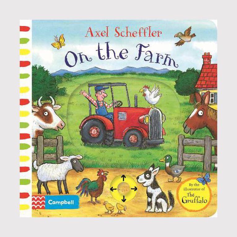 On the Farm by Axel Scheffler, , hi-res