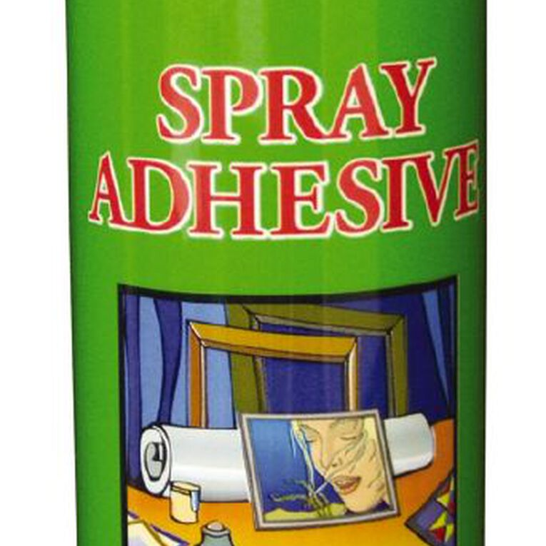 Helmar Adhesive Spray 330G, , hi-res