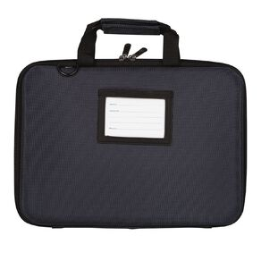 Tech.Inc 14.1 inch Hard-Shell Notebook Case Navy