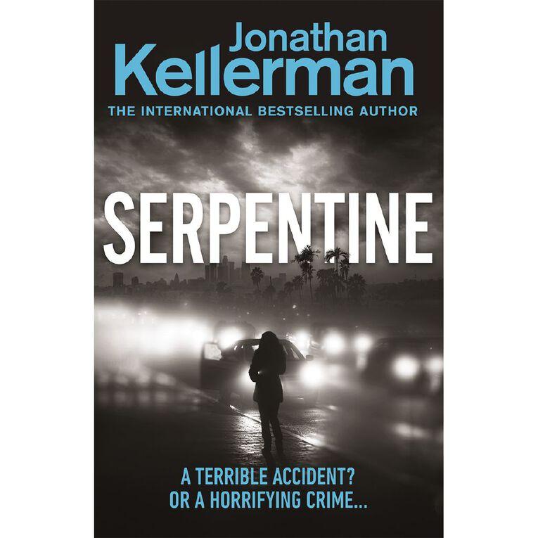 Serpentine by Jonathan Kellerman, , hi-res
