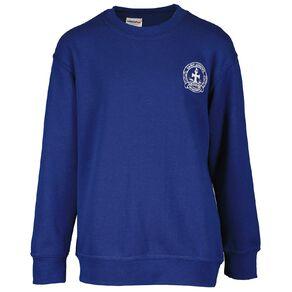 Schooltex St Joseph's Whakatane Sweatshirt with Embroidery