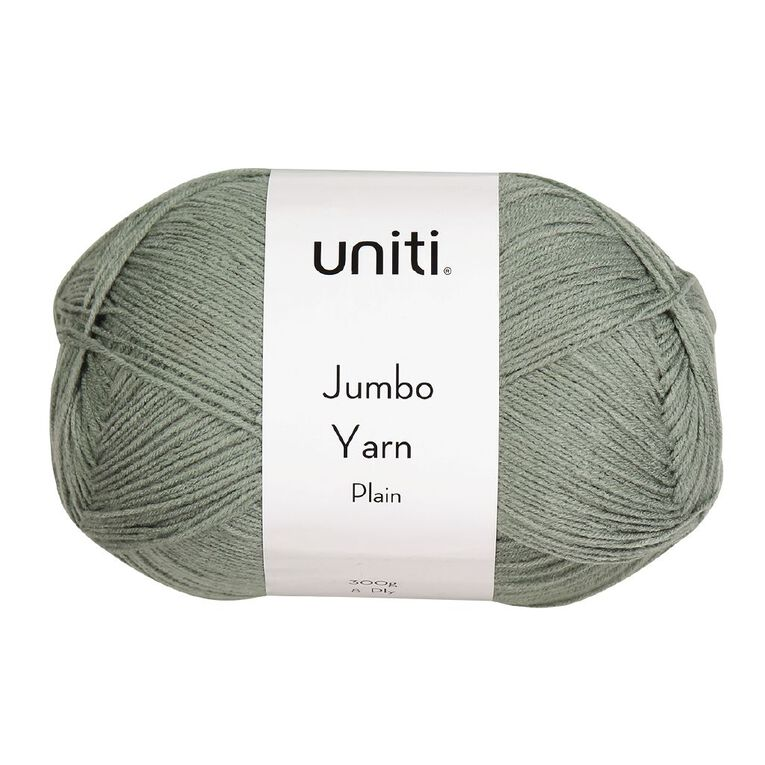 Uniti Yarn Jumbo 8 Ply Oregano 300g, , hi-res