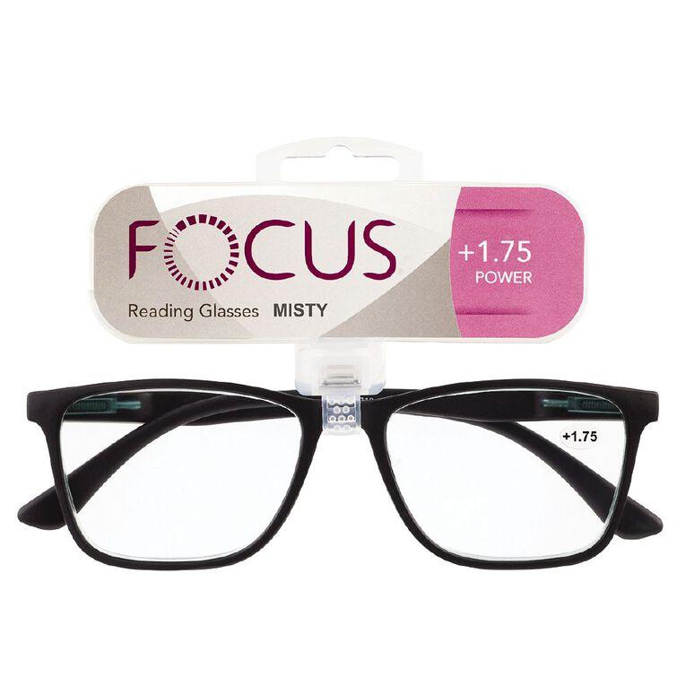 Focus Reading Glasses Misty Power 1.75, , hi-res