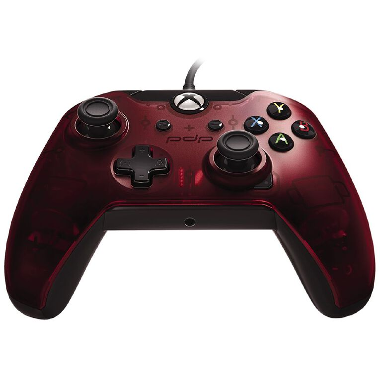 PDP XboxOne Wired Controller Red, , hi-res