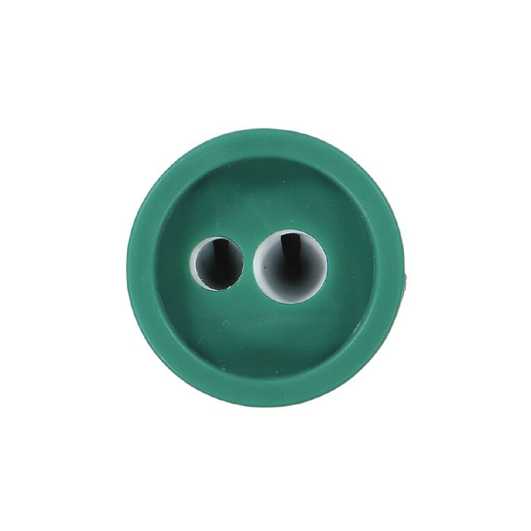 Kookie Rawr Sharpender Round Green Dark, , hi-res