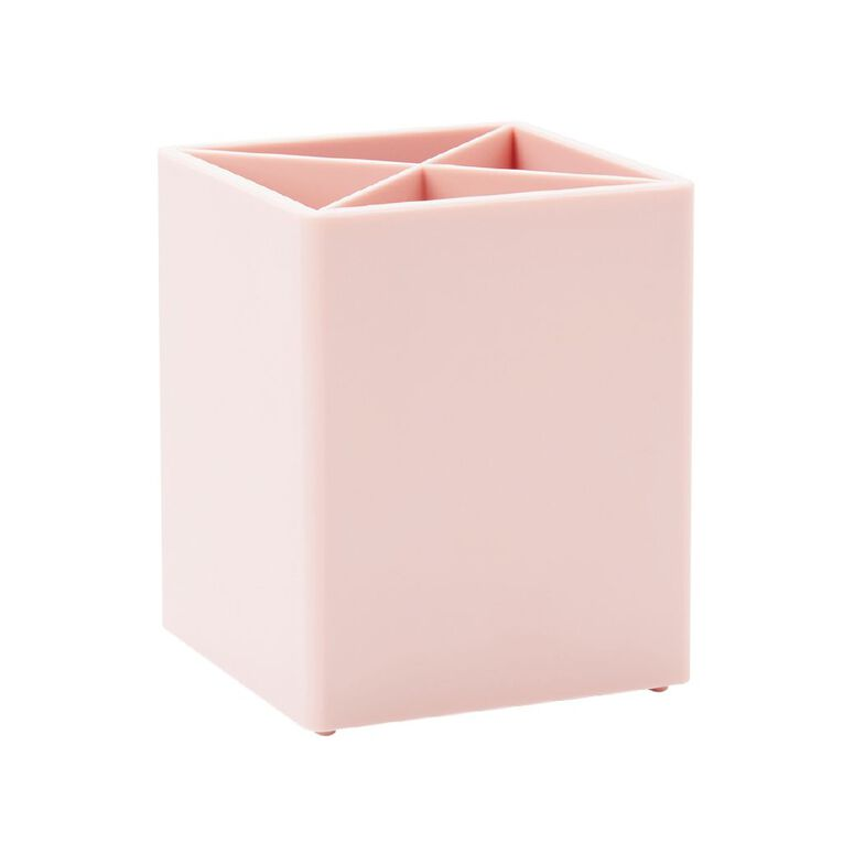 Uniti Colour Pop Pen Holder Pink Light, , hi-res