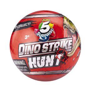 Zuru 5 Surprise Dino Strike Series 3 Assorted