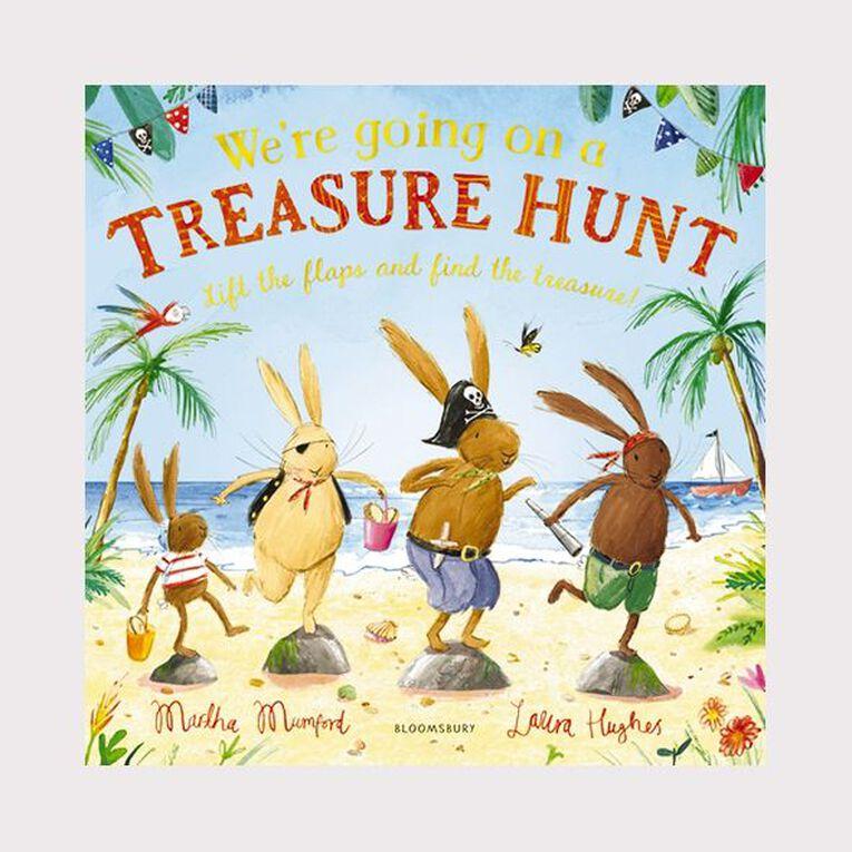 We're Going On a Treasure Hunt by Martha Mumford, , hi-res