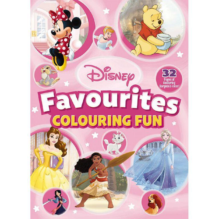 Disney Favourites: Colouring Book #2, , hi-res