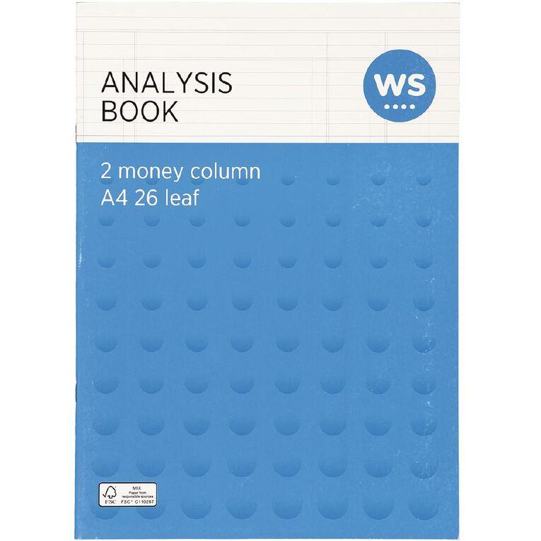 Impact Analysis Book 2 Money Column Green, , hi-res