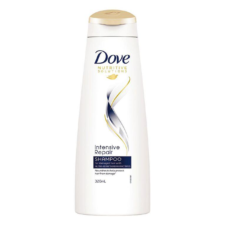 Dove Shampoo Intensive Repair 320ml, , hi-res