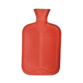 Living & Co Hot Water Bottle Red