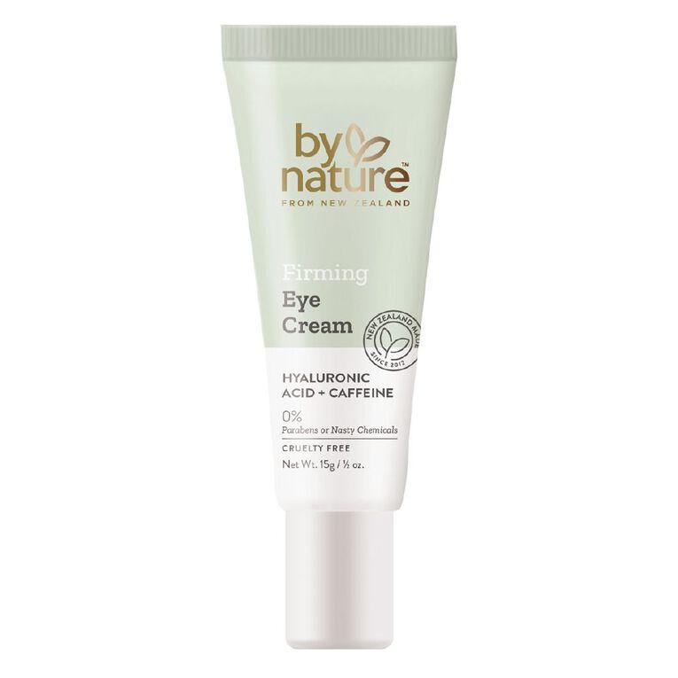 By Nature Rejuvenating Eye Cream 15ml, , hi-res