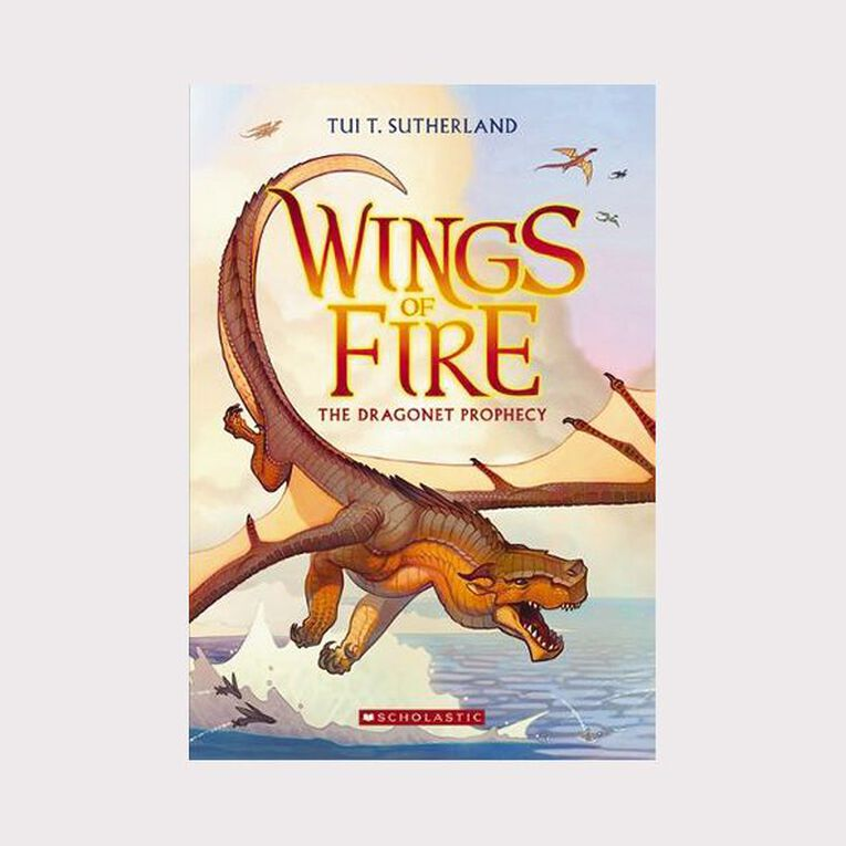 Wings of Fire #1 Dragonet Prophecy by Tui T Sutherland, , hi-res