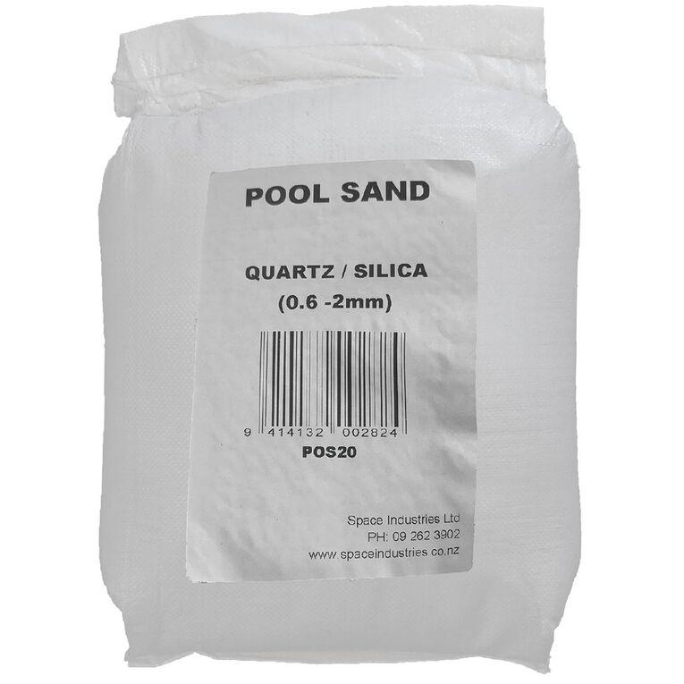 Splash Filtersand for Pools 20kg, , hi-res
