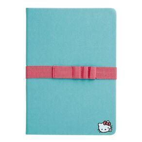 Hello Kitty PU Notebook Green Light A5