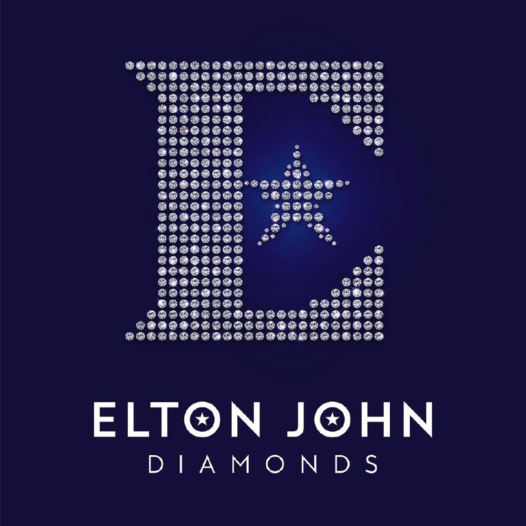 Diamonds CD by Elton John 2Disc, , hi-res