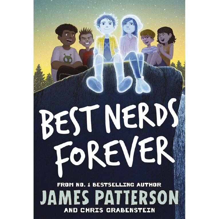 Best Nerds Forever by James Patterson, , hi-res