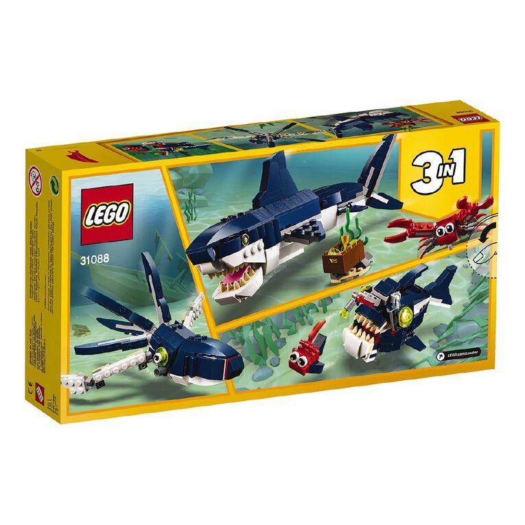 LEGO Creator Deep Sea Creatures 31088, , hi-res