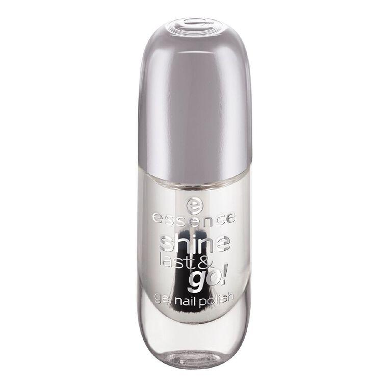 Essence Shine Last & Go! Gel Nail Polish 01, , hi-res image number null