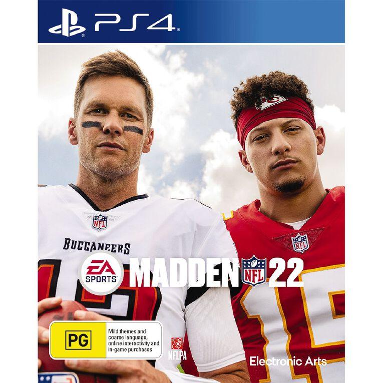 PS4 Madden NFL 22, , hi-res