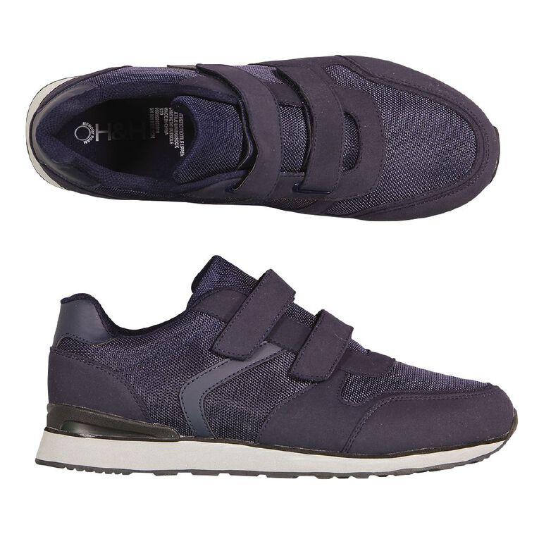 H&H Neilson Shoes, Navy, hi-res