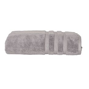 Living & Co Montreal Spa Towel Alloy 90cm x 150cm
