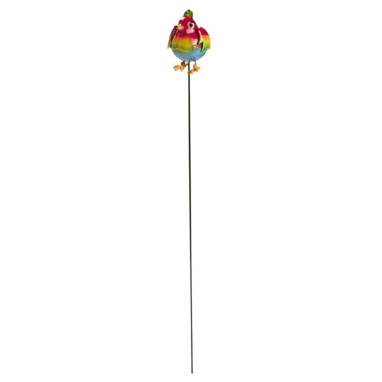 Kiwi Garden Plastic Bird Stake Assorted, , hi-res image number null