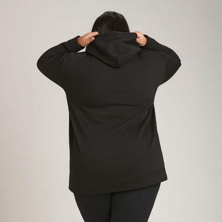 H&H Plus Women's Hoodie, Black, hi-res