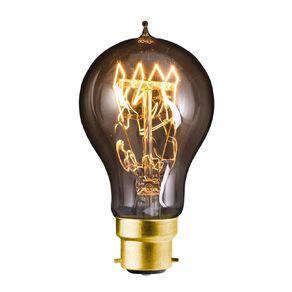 Edapt B22 A60 Carbon Filament Light Bulb