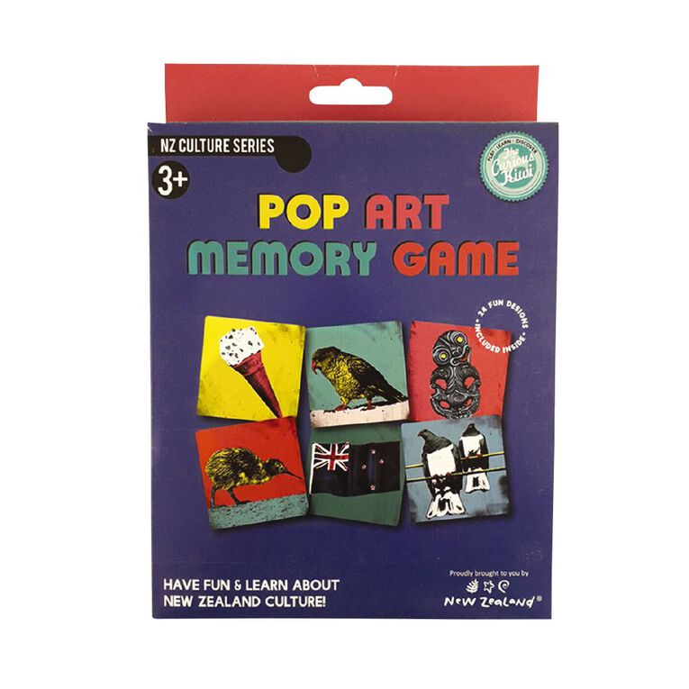Curious Kiwi Memory Game 48 Pieces, , hi-res