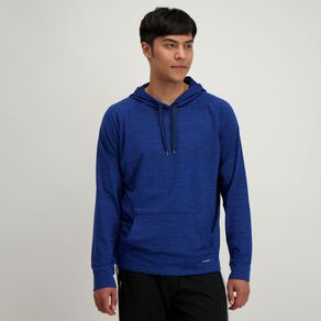 Active Intent Men's Pull Over Performance Sweatshirt