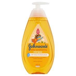 Johnson's Baby Conditioning Shampoo 500ml