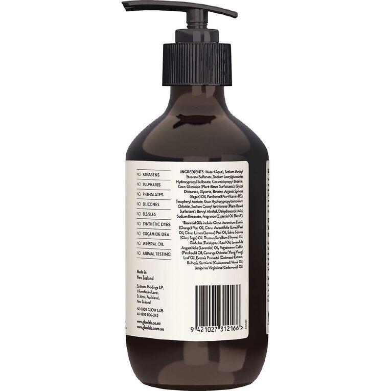 Glow Lab Body Wash Coconut & Sandalwood 400ml, , hi-res