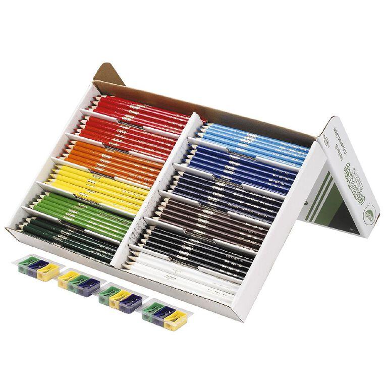 Crayola Coloured Pencils Classpack 240 Pack, , hi-res