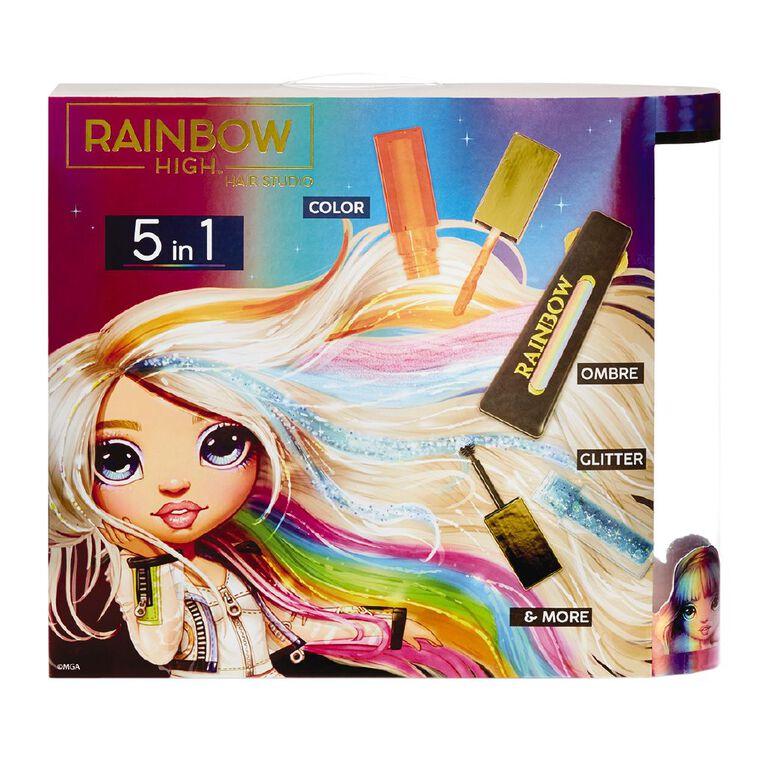Rainbow High Hair Studio, , hi-res