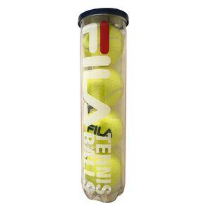 Fila Tennis Balls 4 Pack