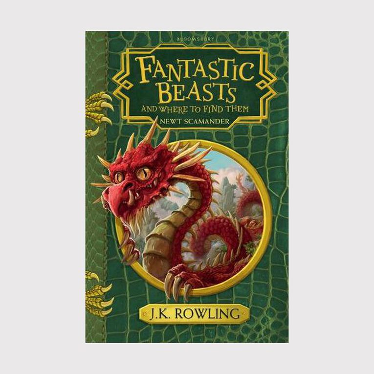 Fantastic Beasts & Where to Find Them by JK Rowling, , hi-res