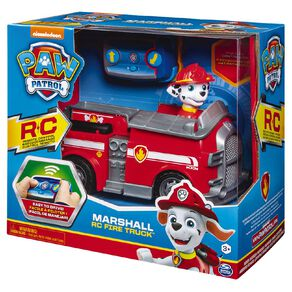 Paw Patrol Marshall Remote Controlled Firetruck